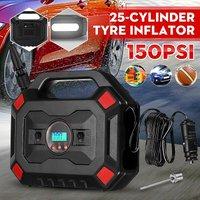12V 150PSI 35L / min Air Compressor Digital Car Air Pump for