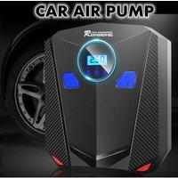 12V Car Air Pump Car Air Pump Digital Display Portable Tire