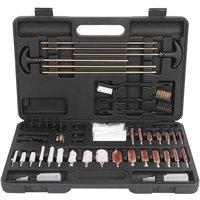 158pcs Outdoor Shotguns Barrel Cleaning Kit Black