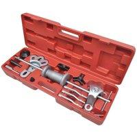 Hommoo - 16 pcs Slide Hammer/Puller Tool Set VD07775