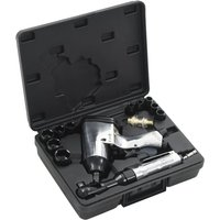 16 Piece Air Tool Set 1/2 - YOUTHUP