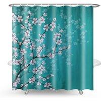 180 * 180CM Shower Curtain Mat