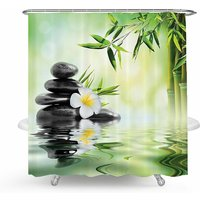 180x180 cm Bathroom Shower Curtain