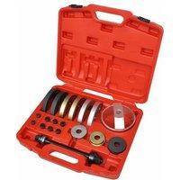 Youthup - 19 pcs Tool Set for Compact Wheel Hub Bearing Unit 62 mm, 66 mm, 72 mm