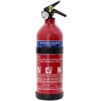 1kg Economy Powder Fire Extinguisher - UltraFire