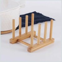 2 pieces of kitchen drainer, dish drainer, cutting board and dish drainer, storage grid (drainage rack with 3 compartments)