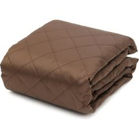 Mohoo - 2-Seats Pad Multifunctional Sofa Mat Furniture Protective Quilted Cover For Dogs / Cats