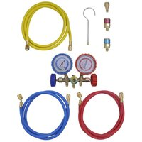 2-way Manifold Gauge Set for Air Conditioning VD04087