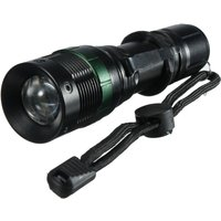 20000Lm Rechargeable Flashlight Flashlight Torch Zoomable 18650 Light For Outdoor Night Light Hasaki
