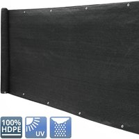200g/m² Garden Shade Netting Privacy Screen Windbreak Net Fence, 1.5x30M