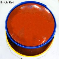 20LTR Paint - Brick Red - Masonry