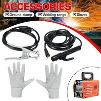 220V 120A 4000W Electric Welding Machine Professional Automatic Household Welders (Type C (Parts))