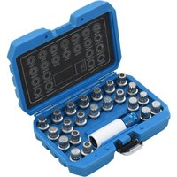 Zqyrlar - 23 Piece Rim Lock Socket Set for VAG