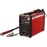 230V Welder Inverter Air Plasma Cutter 12 Mm Holzmann Dipa 40 - HOLZMANN MASCHINEN