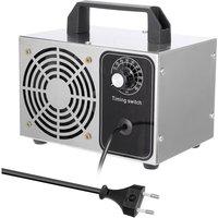 24g/h 220V Portable Ozone Generator Machine Air Filter Purifier Fan