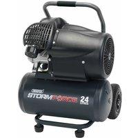 24L Air Compressor (2.2kW) (81711) - Draper