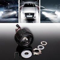 2.5 HID Bi-xenon Halo Projector Lens Headlight Shroud Hi/Lo Bulb H1 RHD LHD(RHD)