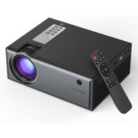 2800 Lumens Portable LED Projector 1080P HD Mini Home Cinema AV HDMI USB - AUGIENB