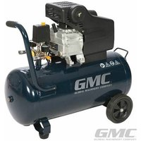 GMC 2hp Air Compressor 50Ltr GAC1500 UK 270120