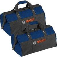 2x 1619BZ0100 Professional Heavy Duty Power Tool Bag 20' 50x26x30cm - Bosch