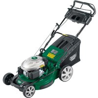 3 in 1 560mm Self Propelled Petrol Lawn Mower (173cc/4.9HP) - DRAPER