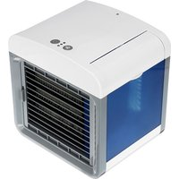 Augienb - 3 in 1 mini usb portable air conditioner fan 3 speed cooler humidifier cleaner