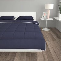 3 Piece Winter Duvet Set Fabric Anthracite 200x220/80x80 cm - YOUTHUP