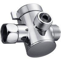 3-Way Shower Diverter Valve Mount RF-43001 - ASUPERMALL