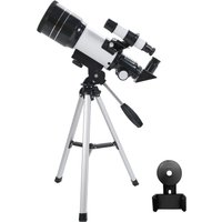 30070 Childrens Telescope Holiday Gift Astronomical Telescope Professional Stargazing Telescope Compact Tripod Watching Monocular,model: With Photo
