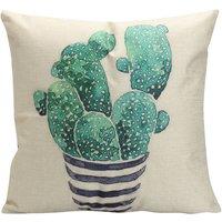 30cm x 50cm / 45cm * 45cm pillowcase printing sofa bed for home decoration a Hasaki - KINGSO
