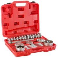 Arebos - 31-part Wheel bearing tool set Wheel bearing puller kit Wheel Hub Extractor