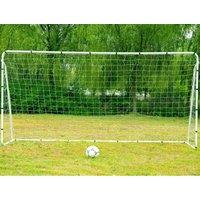 365¡Á182¡Á120CM Steel Tube Soccer Goal Training Set Whit