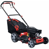 Vidaxl - 4-in-1 Petrol Lawn Mower Steel 46 cm 3.4 HP