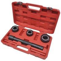 Zqyrlar - 4 pcs Track Rod End Remover and Installer Tool Set