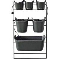 Vertical Garden Planter Complete Set - Nature