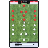 Pure2Improve Double-sided Coach Board Football 35x22 cm