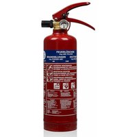 Powder Fire Extinguisher BB1 1 kg Class ABC Steel 10.018.56 - Smartwares