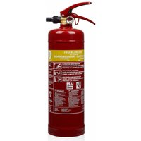 Smartwares Foam Fire Extinguisher SB2 2 L Class AB Steel 10.014.97