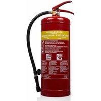 Foam Fire Extinguisher SB6 6 L Class AB Steel 10.015.05 - Smartwares