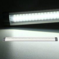 50cm 12V LED Under Cabinet Cupboard Lamp Induction Light