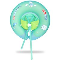 Augienb - 54cm pvc baby child inflatable manual pool pump