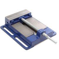 6 inch Precise Heavy Duty Cast Iron Bench Vise Drilling Pressure Pr Machine Mohoo