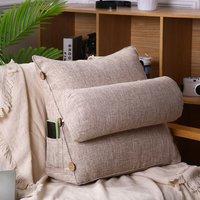 60cm Home Sofa Bed Lumbar Desk Cushion