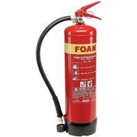 21674 6L Foam Fire Extinguisher - Draper