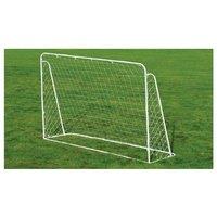 7ft x 5ft Kids Metal Football Goal Posts Net - Charles Bentl