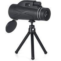 80x100 Monocular telescope + tripod - Mohoo