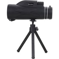 80x100 Monocular telescope + tripod Hasaki
