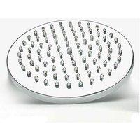 Bathroom Chrome Round Mixer Fix Rain Shower Head 9
