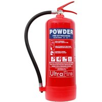 9kg Powder Fire Extinguisher - Ultrafire