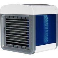 9V USB Portable Air Conditioning Fan Humidifier